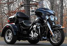 2011 Harley Davidson Tri Glide Trike Black