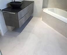 beton ciré salle de bain b 233 ton cir 233 salle de bains 3 signature rambour