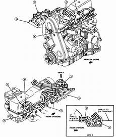 2 9 liter ford engine diagram i a 1998 ford ranger 2 5l engine i want to change the spark plugs 8 and need a diagram