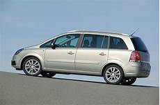 Opel Zafira Specs Photos 2008 2009 2010 2011 2012
