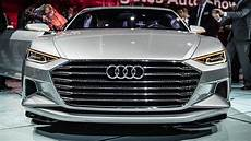 Audi A9 2018 Audi A9 Official 2018