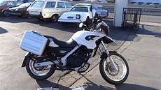 2009 bmw g650gs p 650 gs enduro motorcycle pursuit road
