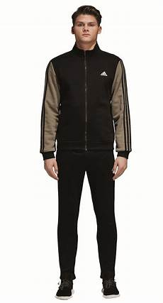 adidas performance herren sport trainingsanzug cotton