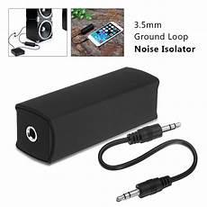Audio Loop Noise Isolater Signal 3 5mm audio loop noise isolater signal anti