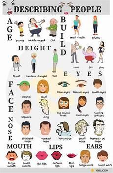 describing s appearance worksheet esl 15907 adjectives to describe 40 adjectives to describe a person with images learn