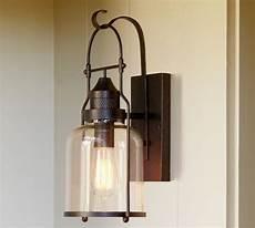 indoor outdoor sconce outdoor sconces porch lighting pottery barn lighting