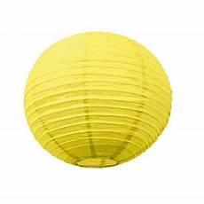 lanterne japonaise en papier jaune 35 cm jour de f 234 te