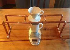 diy pourover station home projects coffee coffee stands pour over coffee