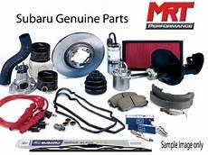 Genuine Subaru Parts