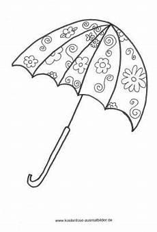 Gratis Malvorlagen Regenschirm Ausmalbild Regenschirm ζωγράφοι