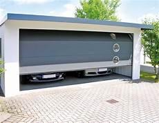 abstand garage zur garage aus stahl die optisch beste und modernste