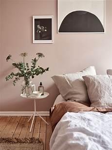 Altrosa Braun Wandfarbe - dusty pink bedroom walls coco lapine designcoco lapine