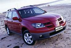 Used Mitsubishi Outlander Review 2003 2004 Carsguide