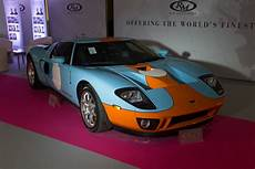 Ford Gt Chassis 401066 2014 Monaco Historic Grand Prix