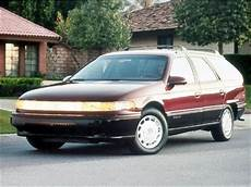 blue book value for used cars 1993 mercury villager electronic throttle control used 1993 mercury sable gs wagon 4d pricing kelley blue book