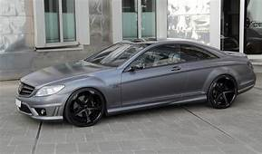 Mercedes CL65 AMG Grey Stone Edition Unveiled  Ultimate