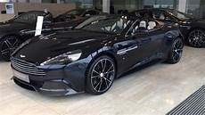 2017 new aston martin vanquish s volante convertible exterior and interior review youtube