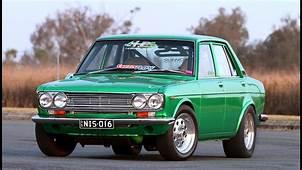 1972 Datsun 510 Wagon Startup And Walk Around  YouTube
