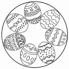 ausmalbilder ostereier mandala ausmalbilder ostern