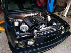 bmw e30 with a m52b28 motor engine depot