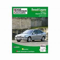 Rta Revue Technique Automobile Renault Laguna I Phase 2