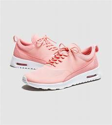 lyst nike air max thea essential s in pink