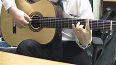 Eric Clapton Cover Rockin Chair With Gut String