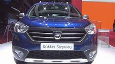dacia dokker stepway tce 115 dacia dokker stepway tce 115 2017 exterior and interior in 3d