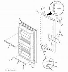 ge upright freezer wire diagram ge freezer parts model fuf21svdrww sears partsdirect
