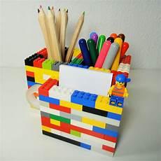 lego figuren selber machen lego stiftehalter diy by ines felix bastelideen