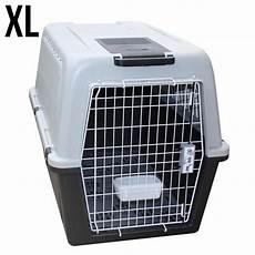 caisses de transport caisse transport pour chien taille xl