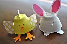 Aus Eierkartons K 252 Ken Und Hasen Basteln Ostern