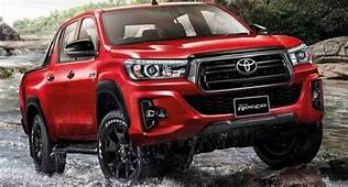 Toyota Hilux 2019 Colors Philippines  Cars Review