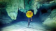 discover cave diving diving javea tech