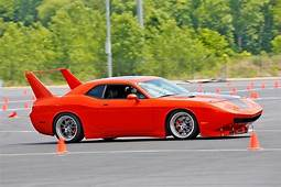 Randys Dodge Challenger SRT8 Is Equipped With The