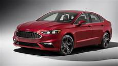 2017 ford fusion top speed