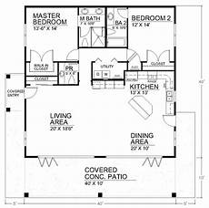 1600 square foot house plans clearview 1600 s house plans