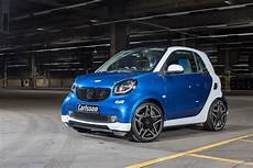 carlsson smart fortwo ck10 tuning kit is a brabus in