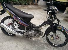 Modifikasi Motor Jupiter by 40 Gambar Modifikasi Yamaha Jupiter Z Gaya Road Race