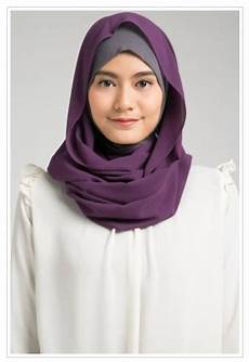 Model Kreasi Jilbab Modern 2016 Gaya Simple