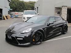one porsche panamera with mansory kit by calwing