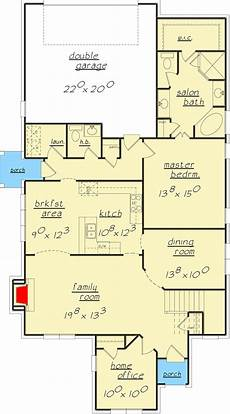 rear entry house plans two story house plan with rear entry garage 70315lzr