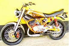 Rx King Modif by Album Modifikasi Yamaha Rx King Curan Otomotif