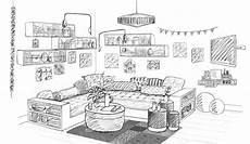 dessin d un salon laetitia desmond d 233 coratrice d in 233 rieur page 2