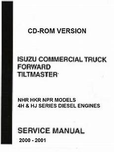 small engine service manuals 2000 isuzu amigo instrument cluster 2000 2001 isuzu nkr npr nhr diesel truck forward tiltmaster service manual cd rom