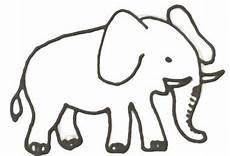 ausmalbilder elefant elmar kostenlos zum ausdrucken