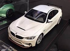1 18 frontiart bmw m4 gts white resin model