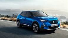 Us Bound Peugeot Unveils 2008 Subcompact Suv With Ev Option