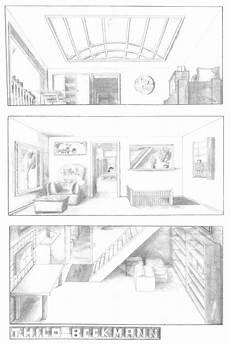 Fluchtpunkt Zeichnen Zimmer - article 362781 wohnzimmerz