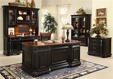 black home office furniture collections choosing most appropriate executive office furniture